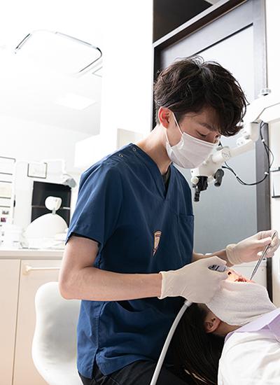 明石アップル歯科の歯科医師