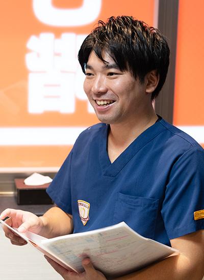 三宮アップル歯科の歯科医師