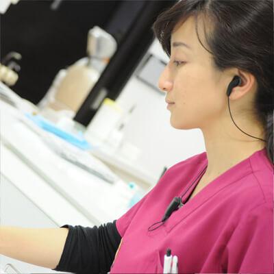 歯科助手 安藤