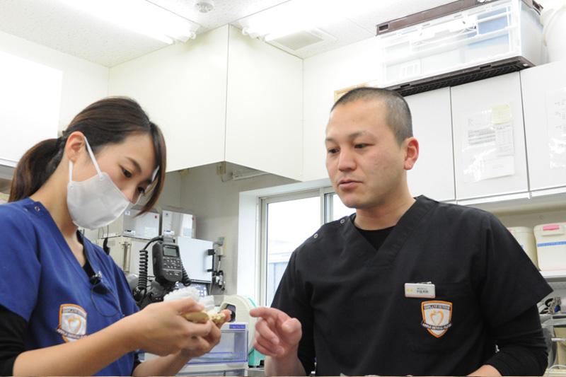 歯科技工士 水田和則からの招待状