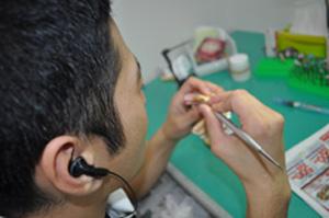 技術を磨きたい歯科技工士募集